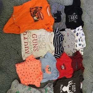 3 month old baby clothes